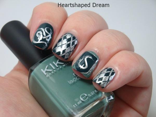 Frischlackiert + Magical Make up Challenge