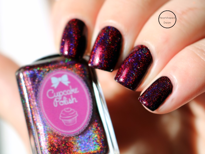 Cupcake Polish Bloodhound