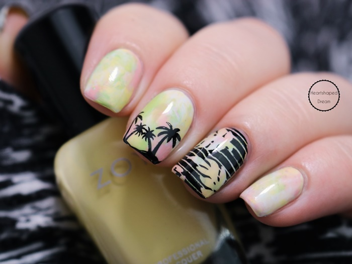 Nails Reloaded Challenge Pastell