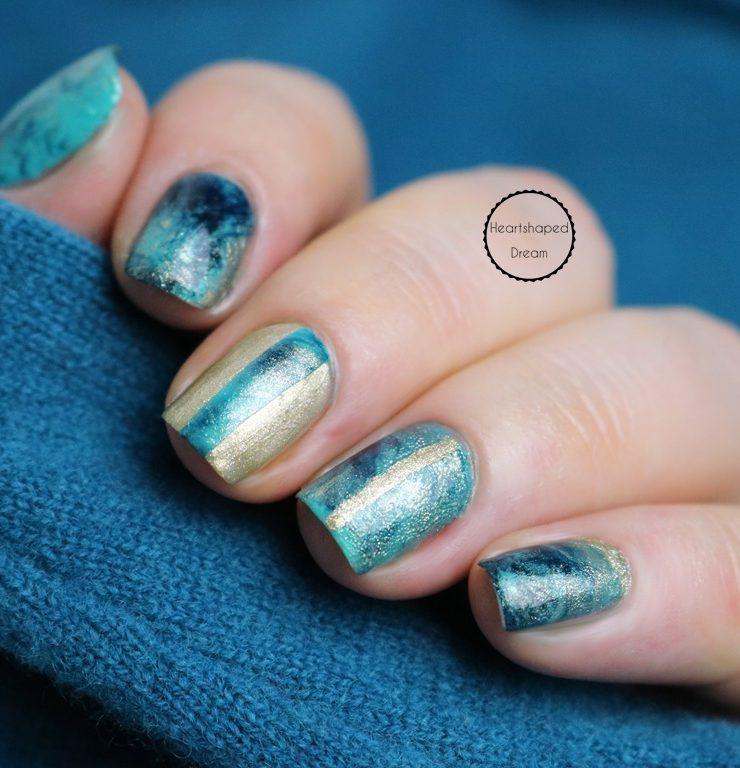 Frischlackiert Challenge Stamper Marble