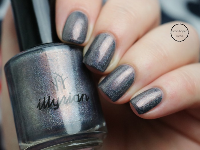 Illyrian Polish Blue Moon