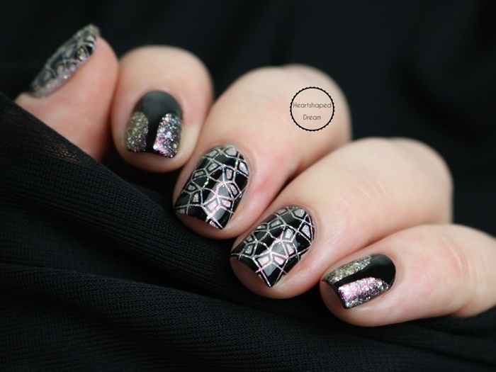 Montagspinselei Glitter